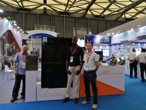 snec stile shanghai solaire photovoltaique
