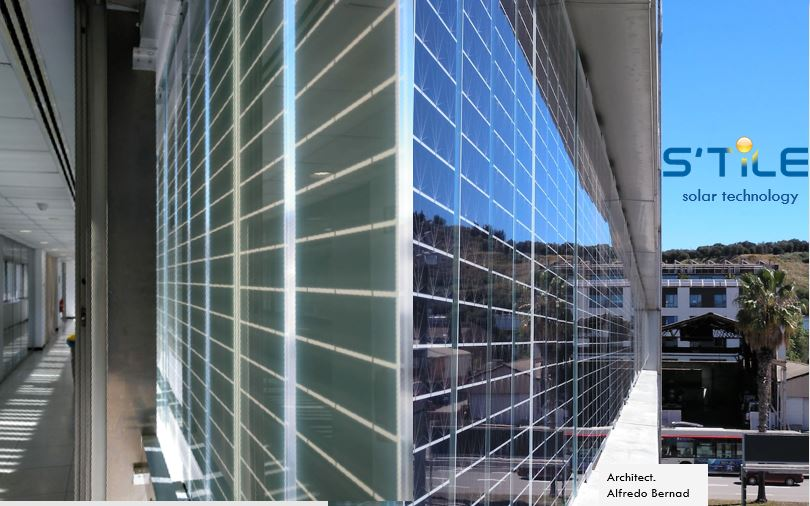 Modules Biomimétiques<br> Brises-Soleil<br> Barcelone